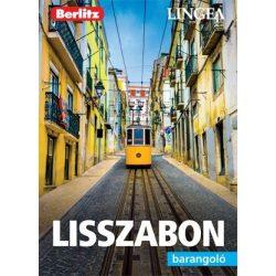 Lisszabon útikönyv Lingea-Berlitz Barangoló 2019