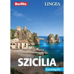 Szicília útikönyv Lingea-Berlitz Barangoló 2019