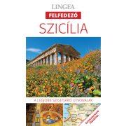 Szicília útikönyv Lingea Felfedező 2019