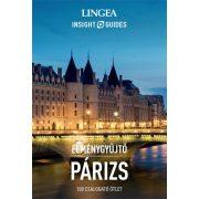 Párizs útikönyv Lingea Élménygyűjtő 2018  Insight Guides magyar nyelven
