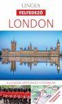 London útikönyv Lingea Felfedező 2017