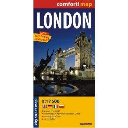 London térkép ExpressMap 1:17 500