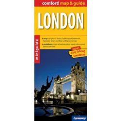London térkép ExpressMap 1:20 000