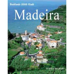 Madeira útikönyv Booklands 2000 kiadó