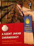 Szent Jakab zarándokút útikönyv magyarországi szakasz   Szent Jakab baráti kör 2018