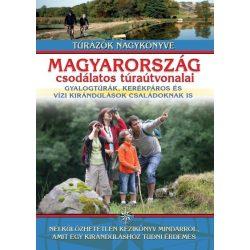 Magyarország csodálatos túraútvonalai könyv Nagy Balázs