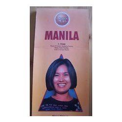 Manila térkép Nelles 1:17 500