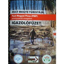 Pest megye turistája igazolófüzet