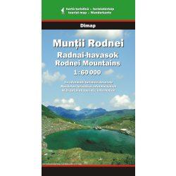 Radnai-havasok térkép Dimap Bt. 2013 1:60 000