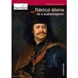 Rákóczi állama és a szabadságharc térkép Magyar História Stiefel