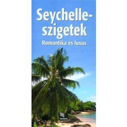 Seychelle-szigetek útikönyv Merhávia 2018 Seychelles útikönyv