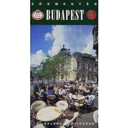Budapest útikönyv  Sörmentén Hibernia kiadó 2004