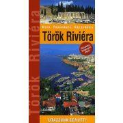 Török Riviéra útikönyv Hibernia kiadó  2014