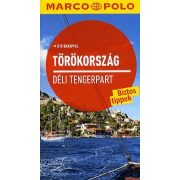 Törökország déli tengerpart útikönyv Marco Polo 2014