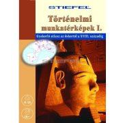 Történelmi munkatérképek 1. atlasz Stiefel