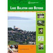 Lake Balaton and Beyond tourist guide Well-Press kiadó 2008