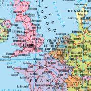 Világ országai falitérkép Freytag 1:35 000 000 122x86,5
