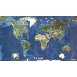 Világ satelit falitérkép Michelin 152x90 cm