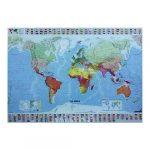 A Világ országai falitérkép Michelin 144x100