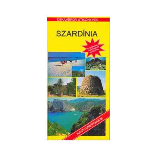 Szardínia útikönyv Dekameron kiadó