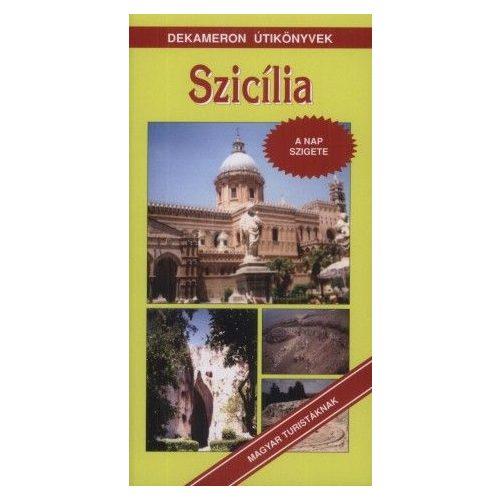 Szicília útikönyv Dekameron kiadó