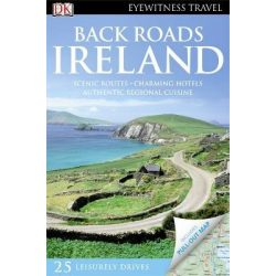 Ireland útikönyv Back Roads DK Eyewitness Guide, angol 2013