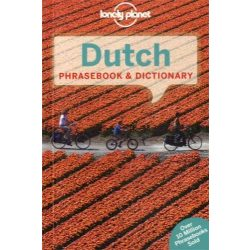 Lonely Planet holland szótár Dutch Phrasebook & Dictionary