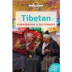 Lonely Planet tibeti szótár Tibetan Phrasebook & Dictionary