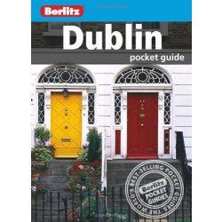 Berlitz útikönyv Dublin Pocket Guide 2013