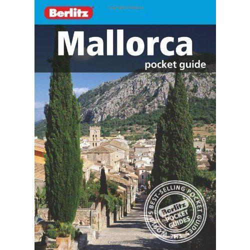 Berlitz útikönyv Mallorca Pocket Guide 2013