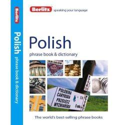 Berlitz lengyel szótár Polish Phrase Book & Dictionary
