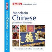 Berlitz kínai mandarin szótár Chinese Phrase Book & Dictionary