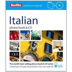 Berlitz olasz szótár és CD Italian Phrase Book & CD