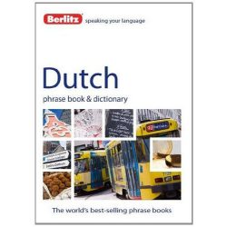Berlitz holland szótár Dutch Phrase Book & Dictionary