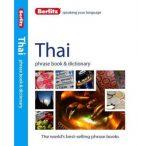 Berlitz thai szótár Phrase Book & Dictionary