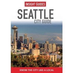 Seattle City Guide útikönyv Insight Guides Nyitott Szemmel-angol 2013