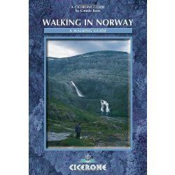 Norvégia Walking in Norway Cicerone Walking Guides 1998