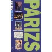 Párizs útikönyv Well-Press kiadó