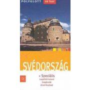 Svédország útikönyv Polyglott kiadó 2002
