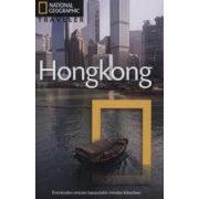 Hongkong útikönyv Traveler Geographia kiadó