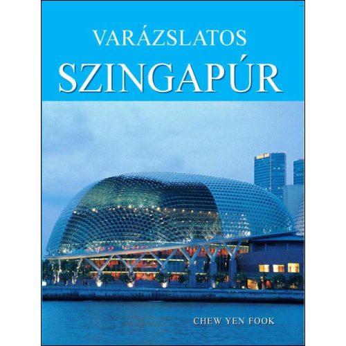 Varázslatos Szingapúr útikönyv Booklands 2000 kiadó