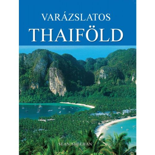 Varázslatos Thaiföld útikönyv Booklands 2000 kiadó