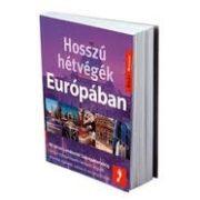 Hosszú hétvégék Európában útikönyv Kelet-Nyugat, Jel-Kép