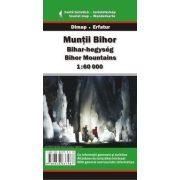 Bihari hegység térkép Dimap Bt. 1:60 000