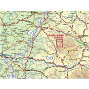Bihari Pádis karsztvidéke térkép Dimap Bt. 1:30 000