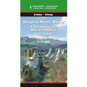 Szilágyság és Meszes-hegység térkép Dimap Bt. 1:75 000