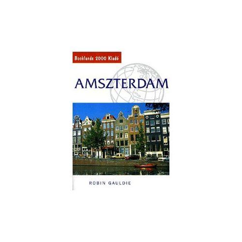 Amszterdam útikönyv Booklands 2000 kiadó