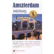 Amszterdam útikönyv Merian kiadó