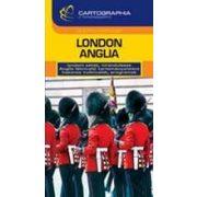 London útikönyv Cartographia, London, Anglia útikönyv