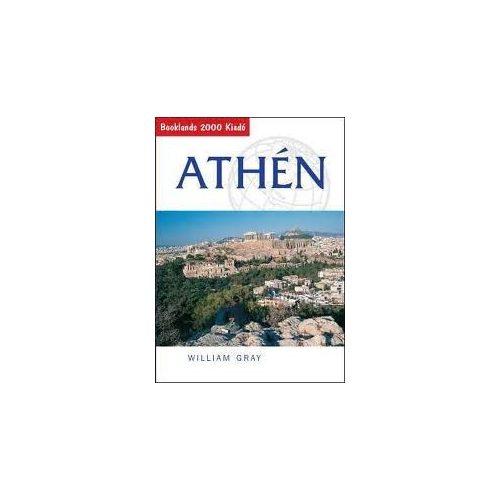 Athén útikönyv Booklands 2000 kiadó